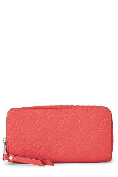 Orient Empreinte Zippy Wallet