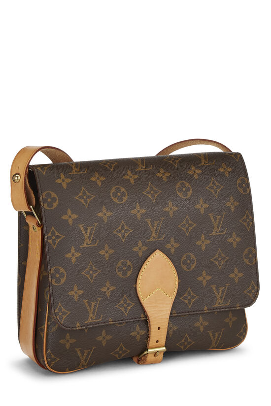 Monogram Canvas Cartouchiere GM, , large image number 1