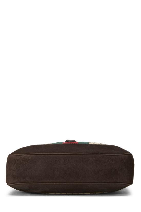 Original GG Canvas Jackie Shoulder Bag, , large image number 4