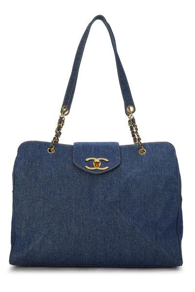 Blue Denim Supermodel