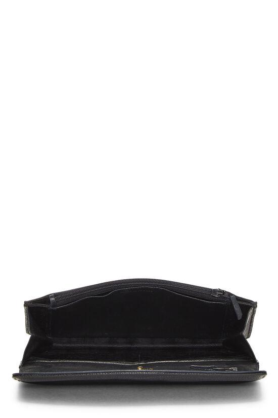 Black Caviar Timeless 'CC' Wallet, , large image number 3