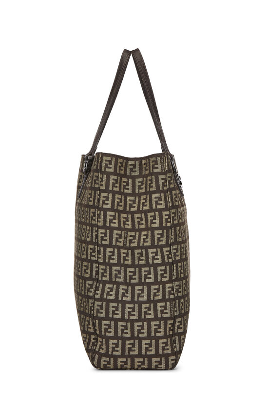 Brown Zucchino Tote Small, , large image number 2