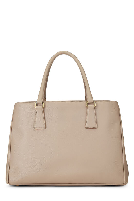 Pink Saffiano Leather Tote, , large image number 3