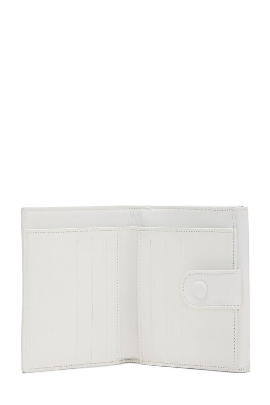 White Caviar 'CC' Timeless Compact Wallet, , large image number 3