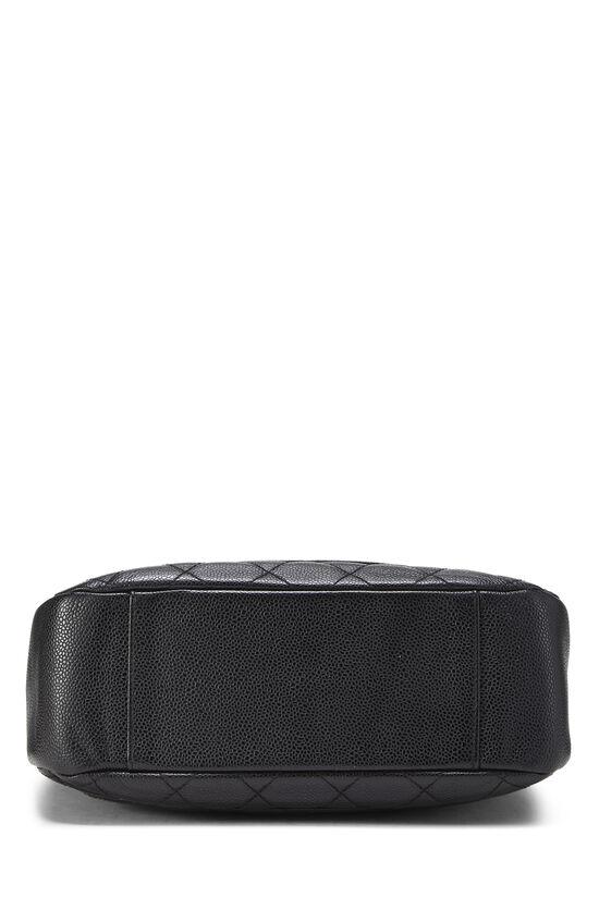 Black Caviar Timeless 'CC' Shoulder Bag, , large image number 4