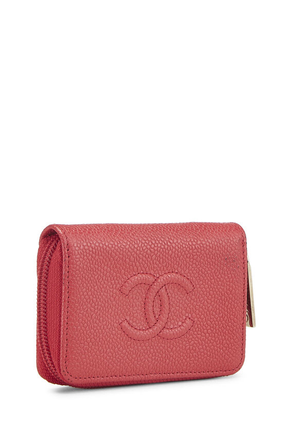 Red Caviar 'CC' Card Case, , large image number 1