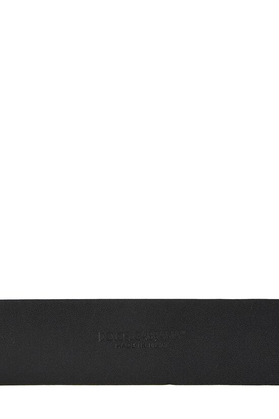 Black Leather Sex Belt, , large image number 3