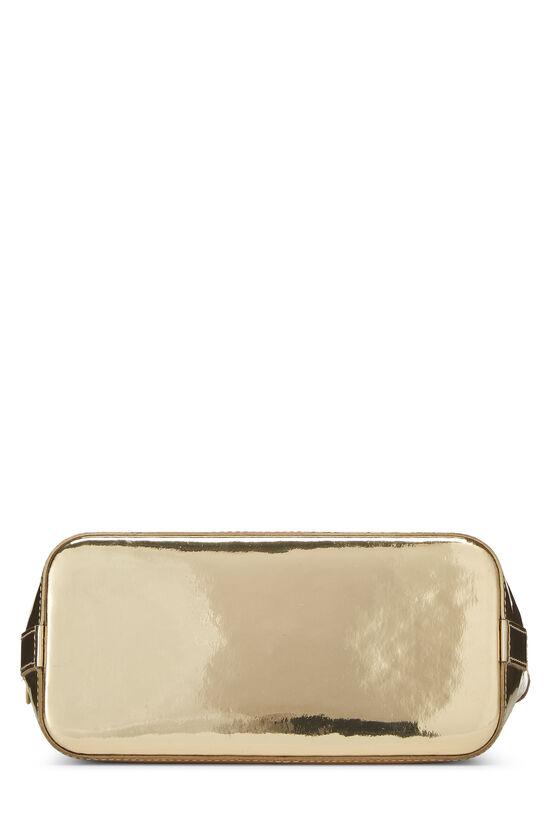 Gold Monogram Miroir LockIt Vertical, , large image number 4