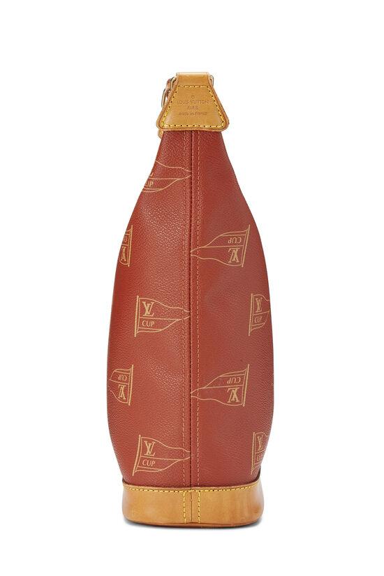 Red LV Cup Le Touquet Shoulder Bag, , large image number 3