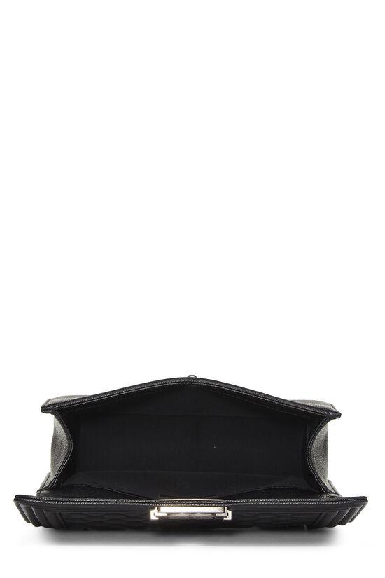 Black Quilted Caviar Boy Bag Medium, , large image number 5