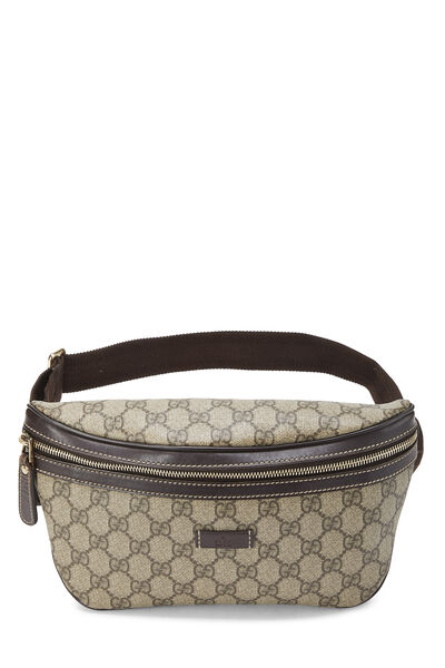 Original GG Supreme Canvas Belt Bag