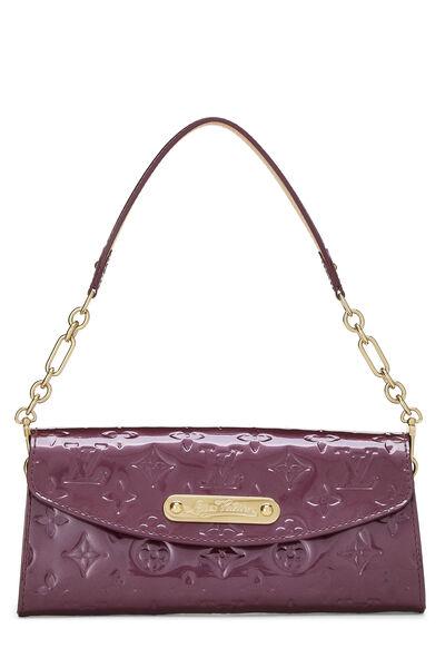Violette Monogram Vernis Sunset Boulevard Shoulder Bag