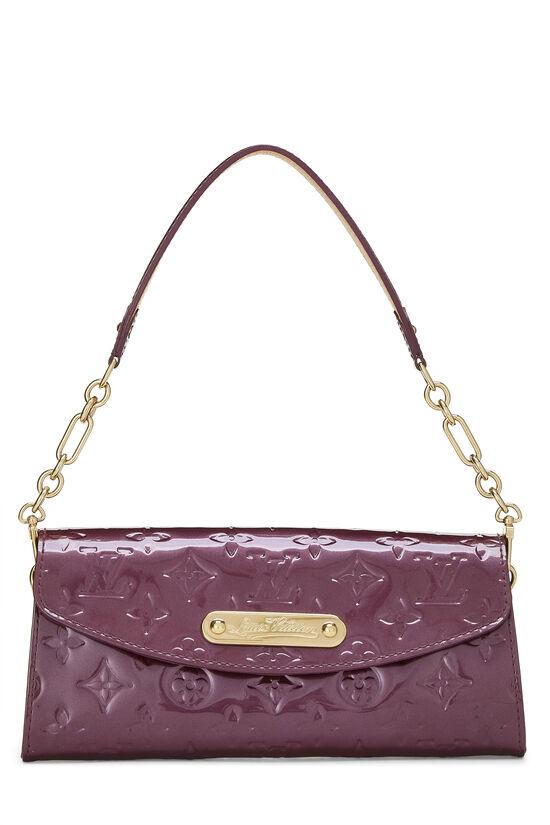 Violette Monogram Vernis Sunset Boulevard Shoulder Bag, , large image number 0