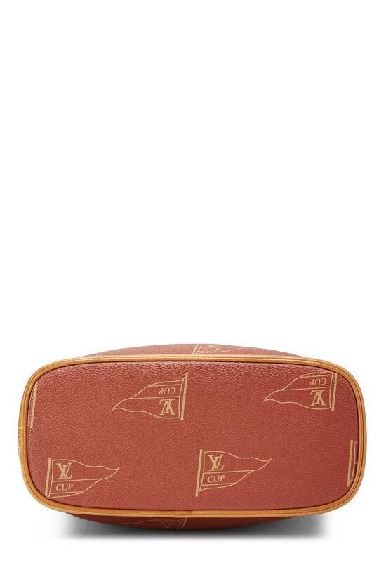 Red LV Cup Le Touquet Shoulder Bag, , large image number 5