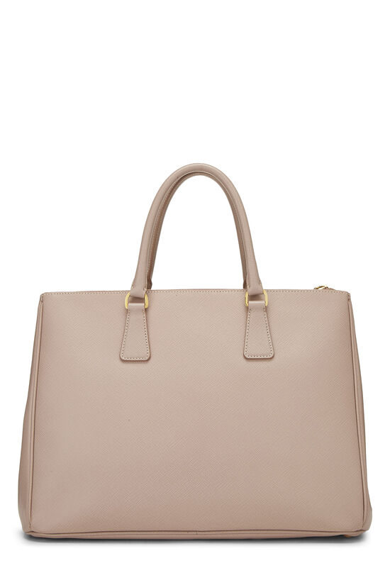 Pink Saffiano Executive Tote Large, , large image number 3