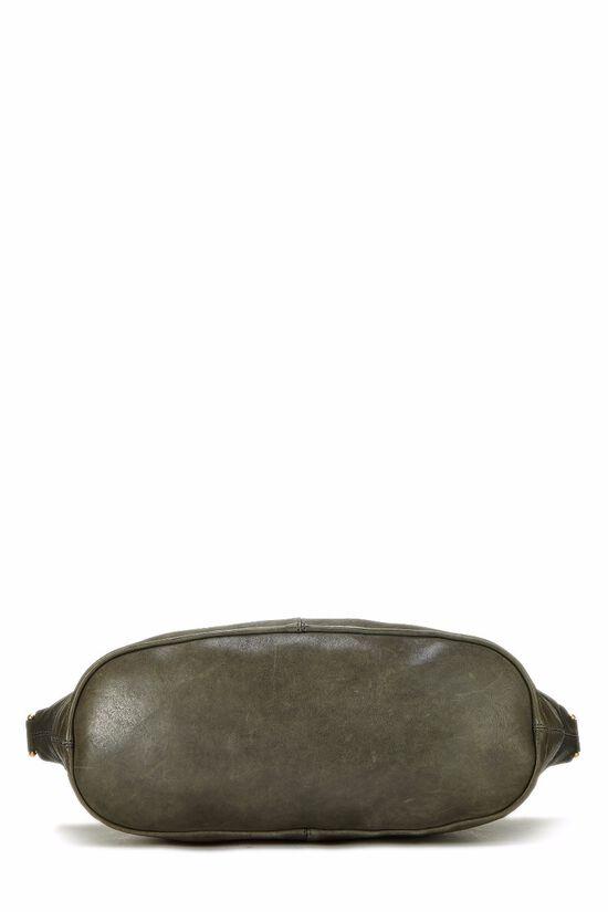 Green Leather Nightingale Medium, , large image number 4