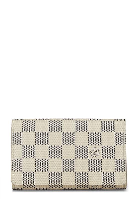 Damier Azur Porte Tresor Wallet, , large image number 0
