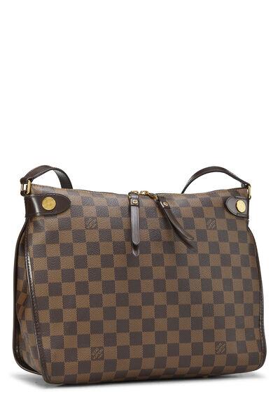 Damier Ebene Duomo Shoulder Bag, , large
