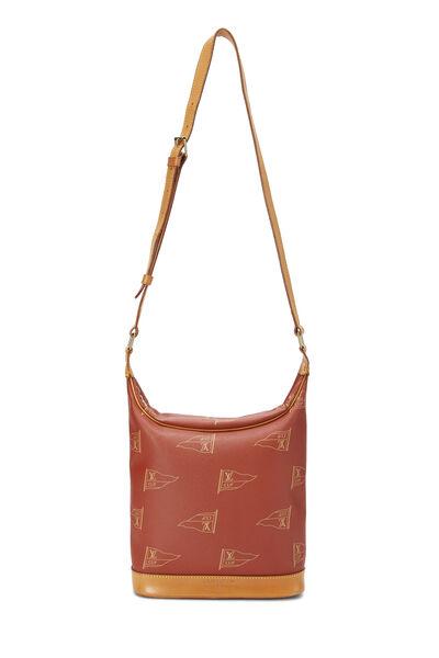 Red LV Cup Le Touquet Shoulder Bag, , large