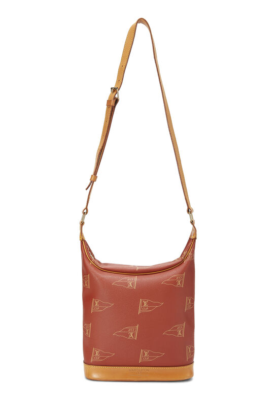 Red LV Cup Le Touquet Shoulder Bag, , large image number 1