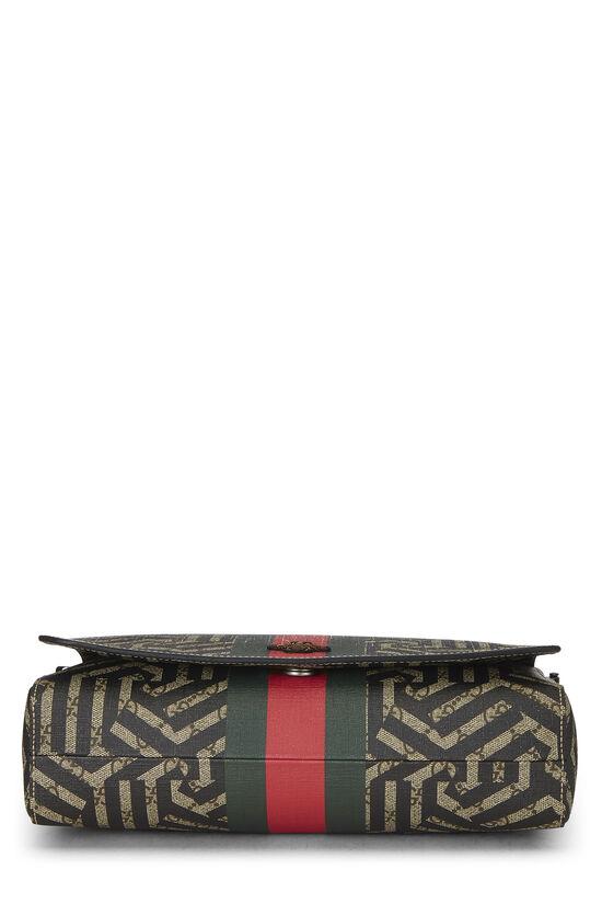 Original GG Supreme Canvas Caleido Messenger Bag, , large image number 4