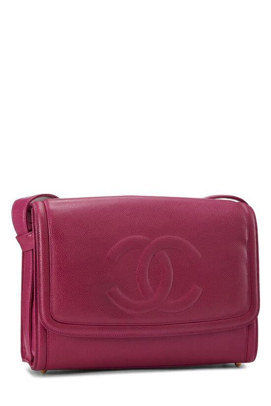 Pink Caviar 'CC' Messenger Bag, , large image number 2