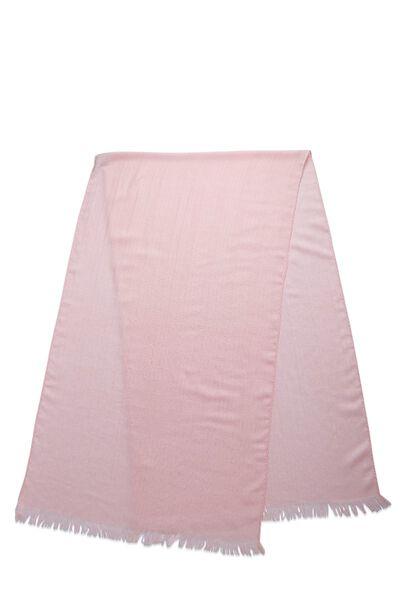 Pink Cashmere & Silk Stole
