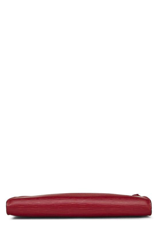 Red Epi Pochette Accessoires, , large image number 4