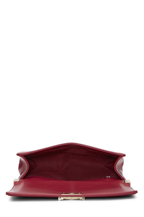 Pink Quilted Lambskin Boy Bag Medium, , large image number 6