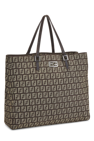 Brown Zucchino Tote Small, , large