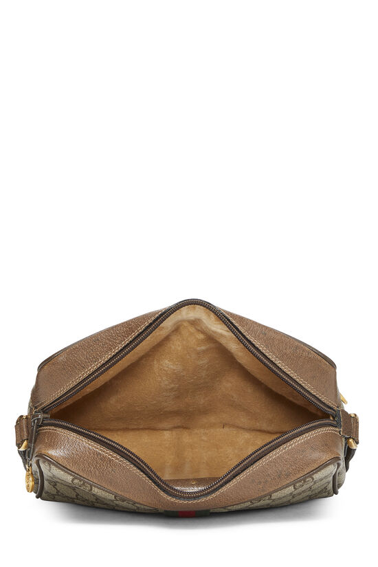 Original GG Supreme Canvas Web Shoulder Bag Small, , large image number 5
