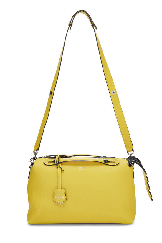 Yellow Leather By The Way Medium, , large image number 6