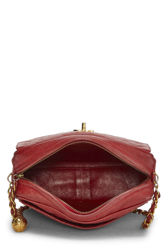 Redr Quilted Caviar Tall Camera Bag Small, , large image number 6