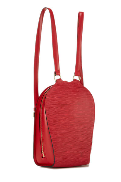 Carmine Red Epi Mabillon, , large