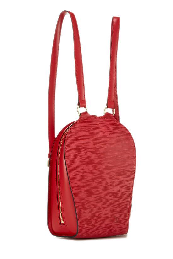 Carmine Red Epi Mabillon, , large image number 1