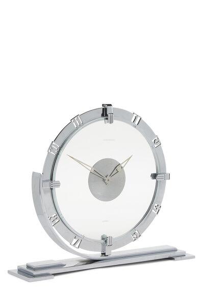 Jaeger-LeCoultre x Hermés Silver Clock, , large