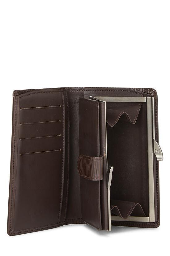 Moka Epi Leather Viennois, , large image number 3