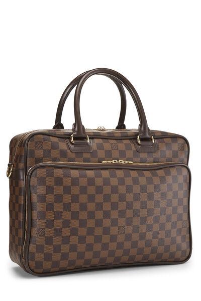 Damier Ebene Icare Briefcase, , large