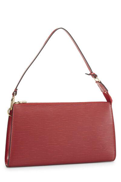 Red Epi Pochette Accessoires, , large