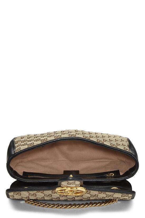 Original GG Canvas Marmont Shoulder Bag Small, , large image number 5