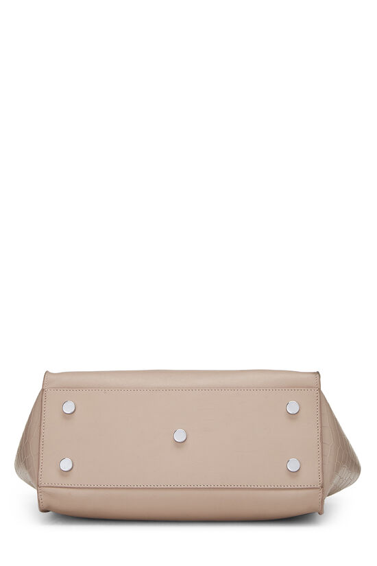 Pink Leather Downtown Cabas Small, , large image number 4
