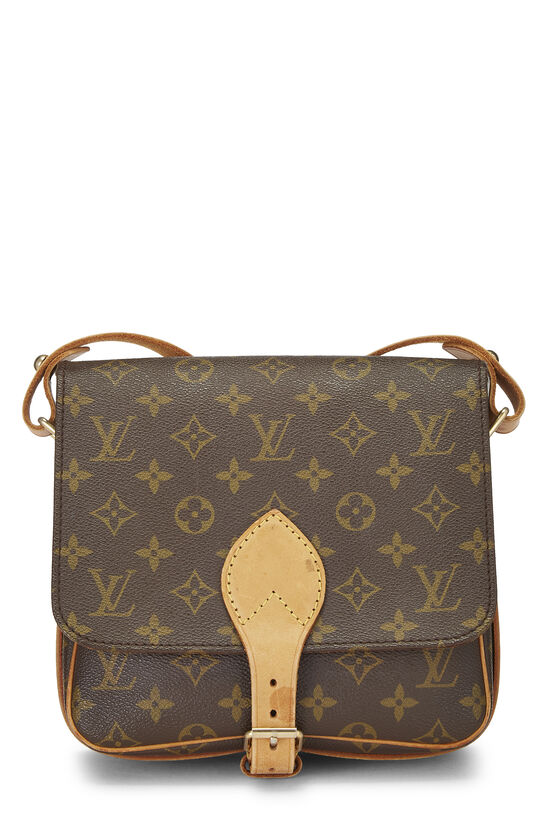 Monogram Canvas Cartouchiere MM, , large image number 0