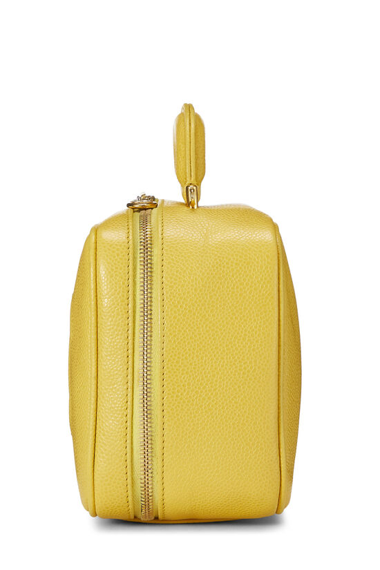 Yellow Caviar Lunch Box Vanity, , large image number 3