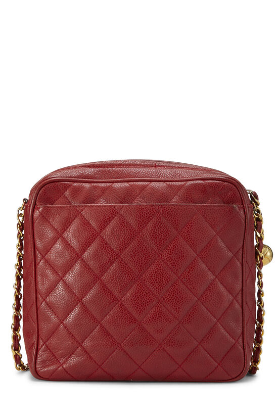 Redr Quilted Caviar Tall Camera Bag Small, , large image number 4