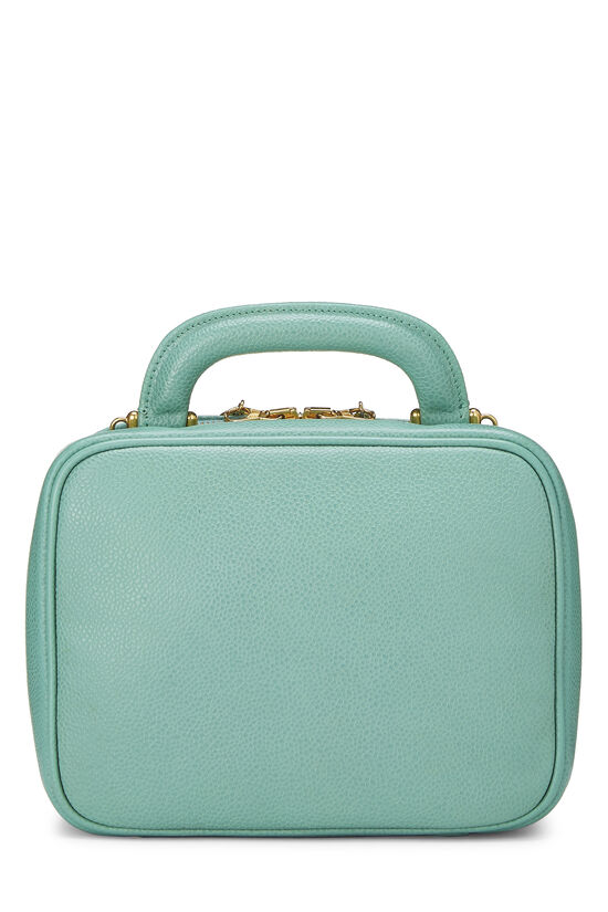 Green Caviar Lunch Box Vanity, , large image number 4