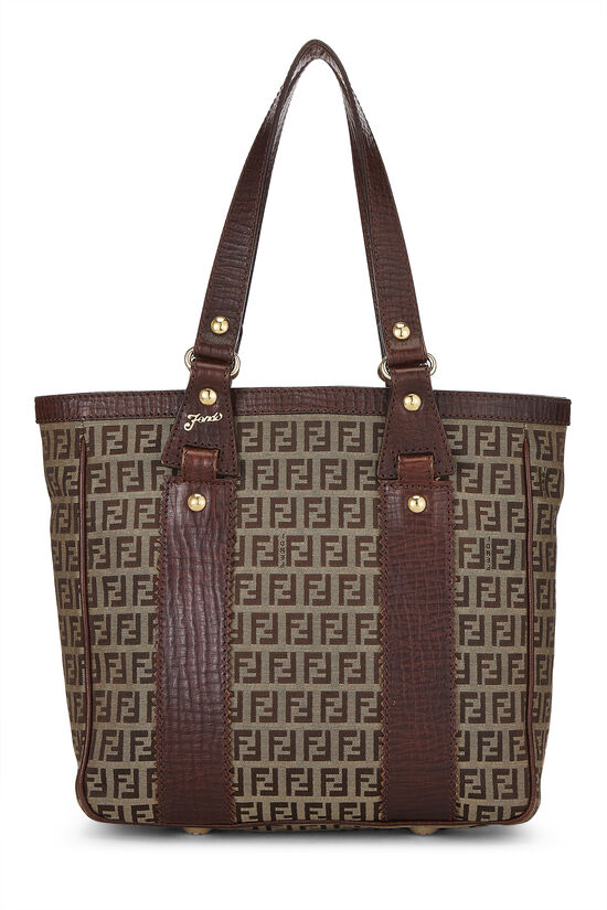 Brown Zucchino Canvas Tote Small, , large image number 0