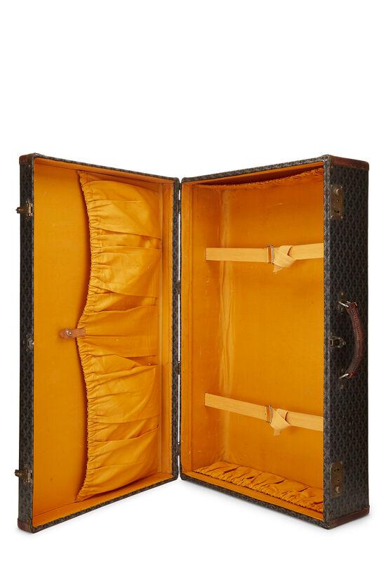 Black Goyardine Coated Canvas Suitcase, , large image number 5