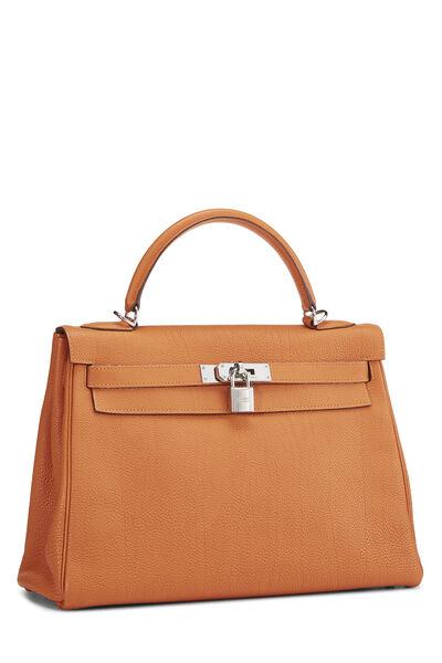 Orange Togo Kelly Retourne 32, , large