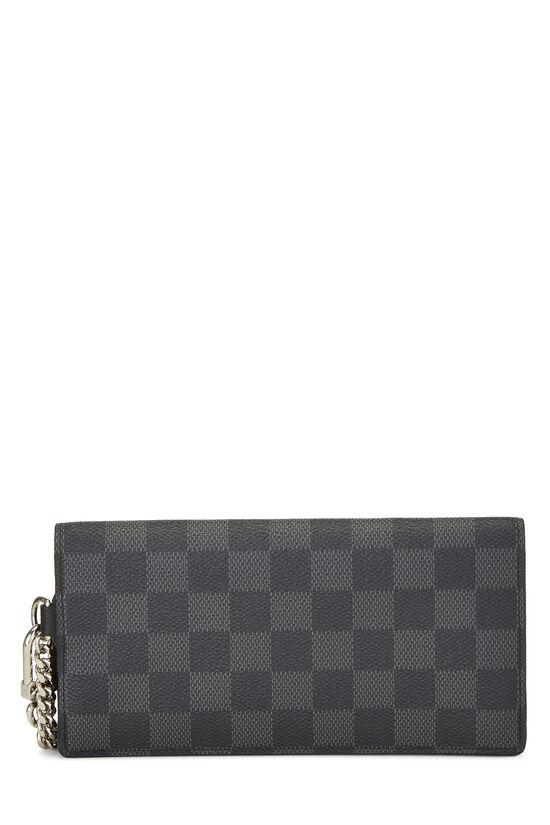 Damier Graphite Accordeon Wallet, , large image number 2