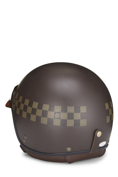 Damier Ebene Mini Jet GM Casque Helmet, , large